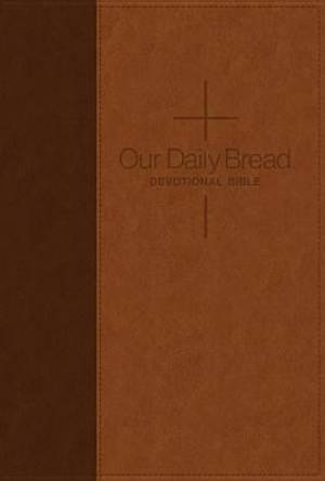 Nlt Our Daily Bread Dev Bible Brn Lth Lk