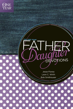 One Year Father Daughter Devotions Pb