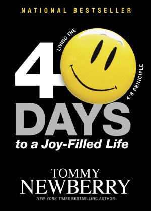 40 Days To A Joy Filled Life Pb