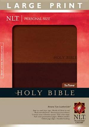 Per Sz Bible Nlt Lp Tutone Lthlk
