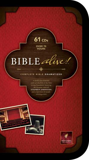 NLT Bible Alive CD