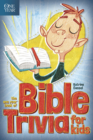 One Year Book Of Bible Trivia For Kids