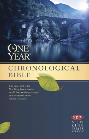 NKJV One Year Chronological Bible