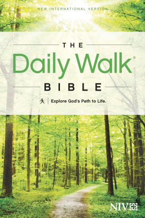 Niv Daily Walk Bible Pb