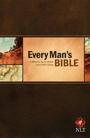 Nlt Every Mans Bible  Pb