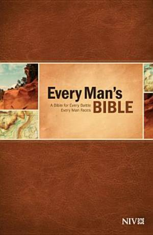 NIV Every Man's Bible
