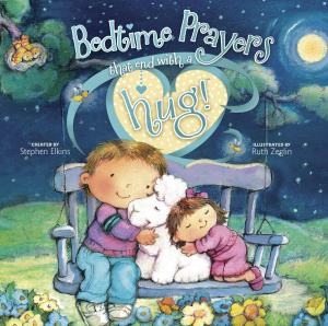 Bedtime Prayers That End with a Hug!