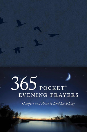 365 Pocket Evening Prayers Imitation Leather