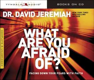 What Are You Afraid Of Audiobook Cd