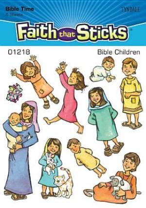 Bible Children Stickers