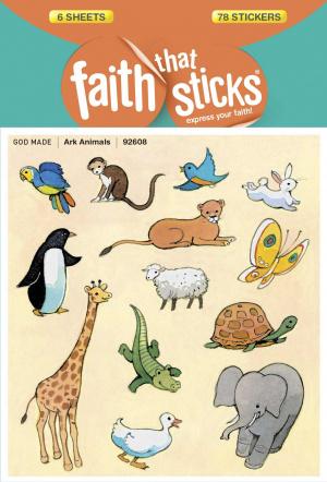 Ark Animals Stickers