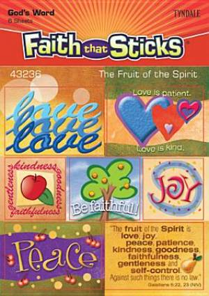 Fruit Of The Spirit The Stickers
