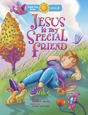 Jesus Is My Special Friend
