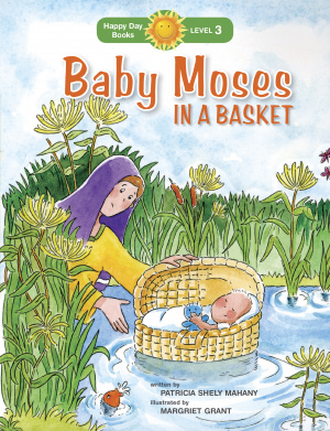 Baby Moses In A Basket Pb