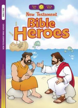 New Testament Bible Heroes