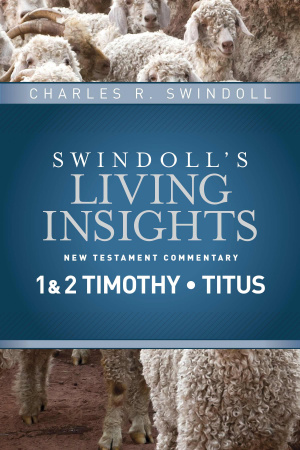 Insights On 1 And 2 Timothy Titus Hb