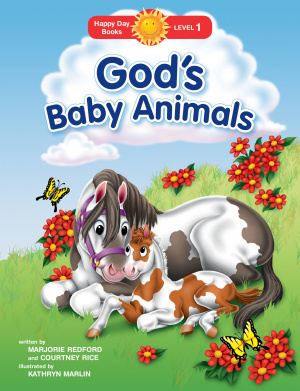 God's Baby Animals