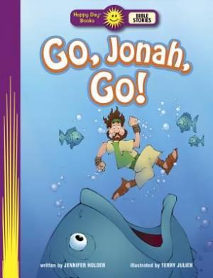 Go, Jonah, Go!