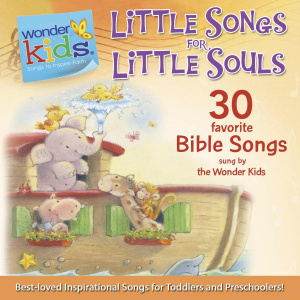 Little Songs For Little Souls Audio Cd