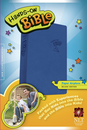 NLT Hands-On Bible