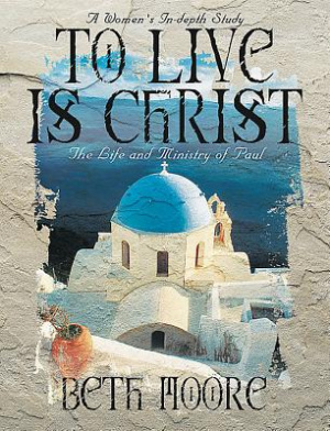 To Live Is Christ The Life And Ministry