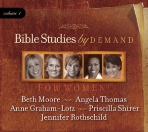 Bible Studies By Demand For Women DVD