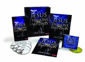 Jesus The One  Only Dvd Leader Kit
