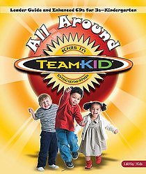 TeamKid All Around Leader Guide & CD
