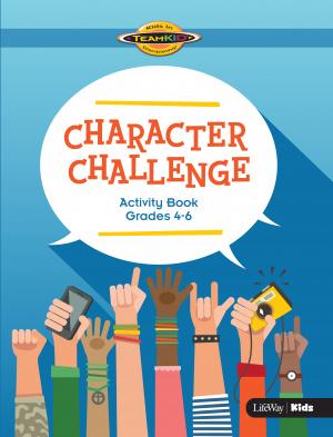 Character Activity Book Age 10 12 Pb