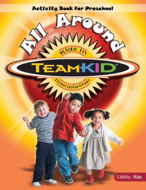 TeamKid All Around Activity Book