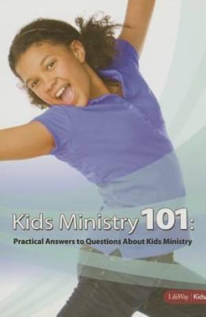 Kids Ministry 101 Pb
