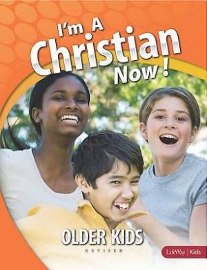 Im A Christian Now Activity Book Older K