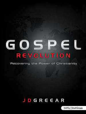 Gospel Revolution Member Book