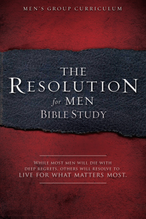 Resolution For Men The Bibles Study Pb