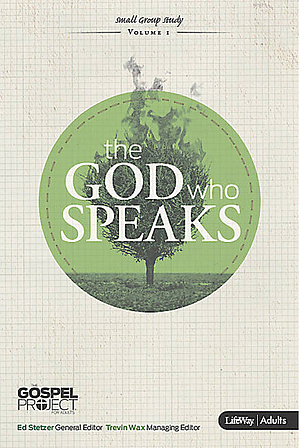 The God Who Speaks Members Book