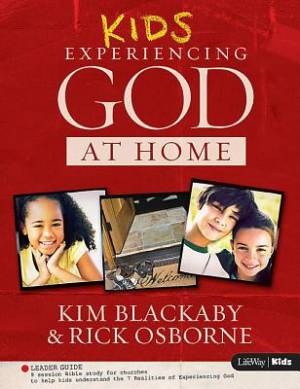 Experiencing God At Home Kids Leader Gd