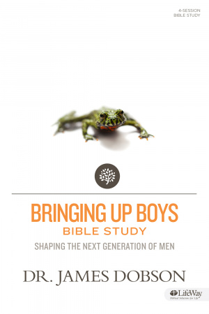 Bringing Up Boys Member Book