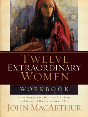 Twelve Extraordinary Women Workbook Pb