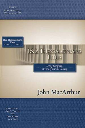 1 And 2 Thessalonians Titus