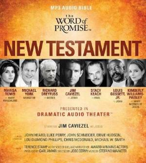 NKJV The Word of Promise New Testament MP3 Audio Bible