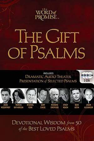 NKJV The Gift of the Psalms: CD