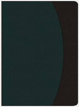 NKJV Life Principles Study Bible: Teal/Charcoal, Bonded Leather
