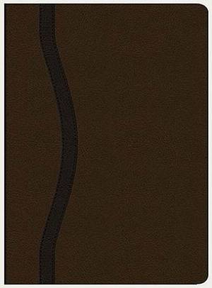 NKJV Life Principles Study Bible: Brown/Charcoal, Bonded Leather
