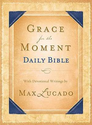 NCV Grace For The Moment Daily Bible: Paperback