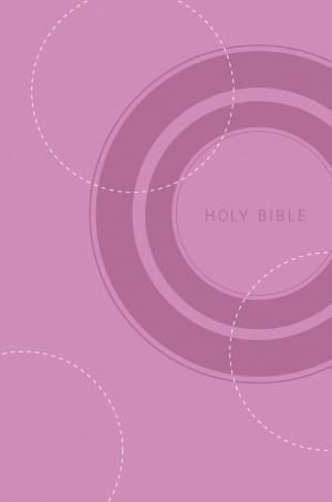 NKJV Gift Bible: Lotus Pink, Leathersoft