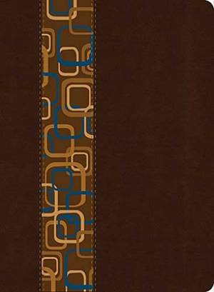 NKJV Study Bible: Chocolate, Leathersoft