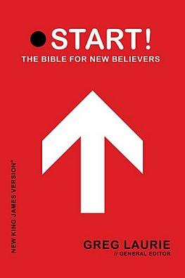 NKJV Start! Bible: For New Believers, Paperback
