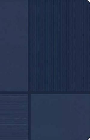 KJV Ultraslim Bible: Blue, Imitation Leather, Classic Edition