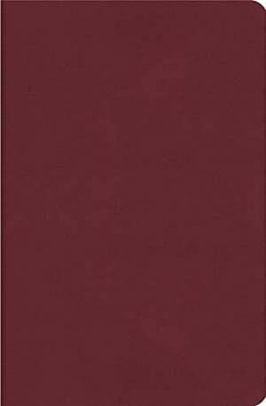 NKJV Lucado Life Lessons Study Bible: Burgundy, Bonded Leather, Thumb Indexed