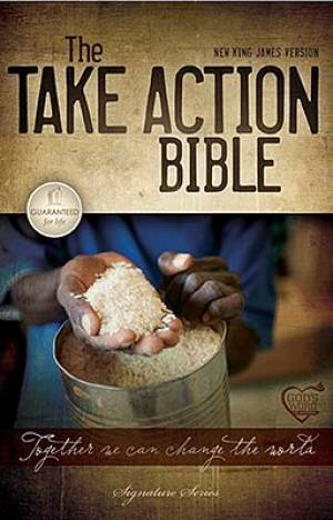 NKJV Take Action Bible